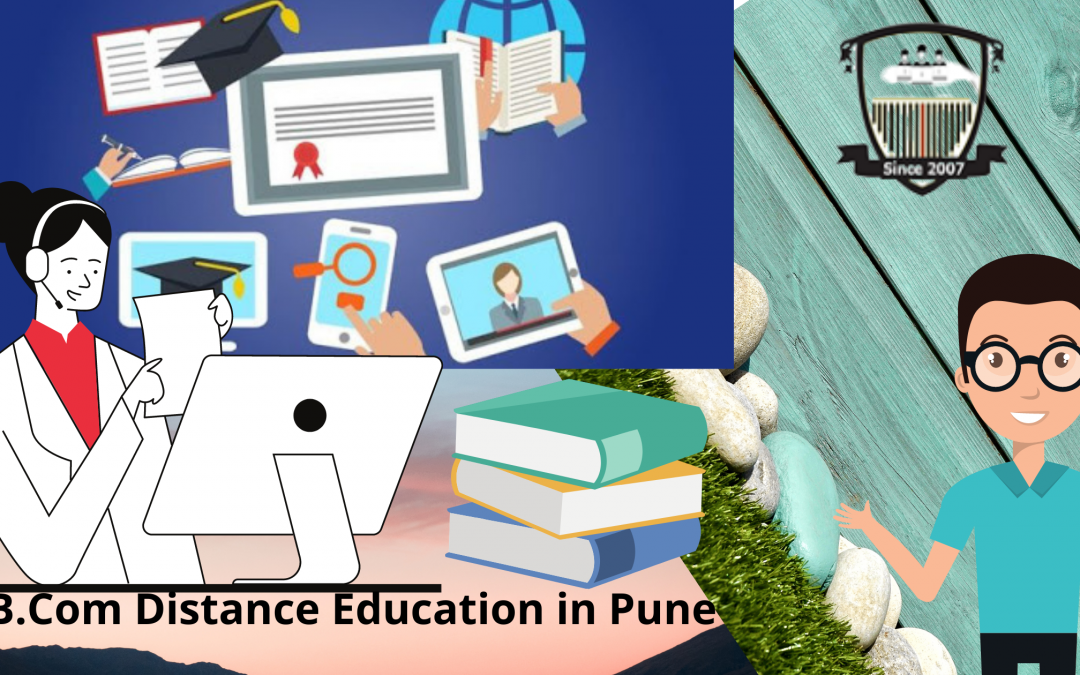 B.COM Distance Education in Pune