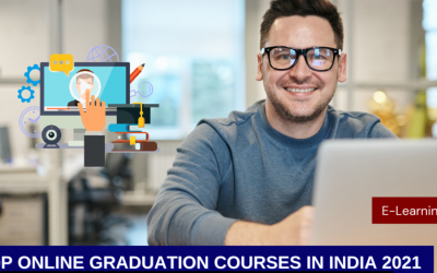 Top 12 online graduation courses in India: Hack Here The Best Career Option in 2021