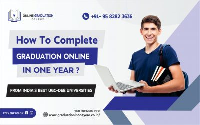 How to complete graduation online in one year?